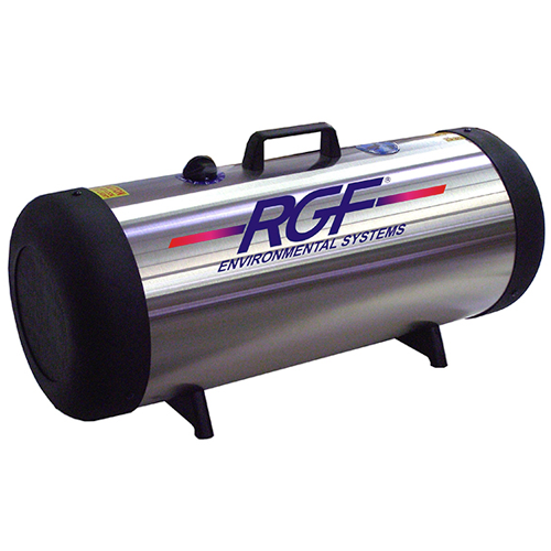rapid recovery unit air purification and odor control system
